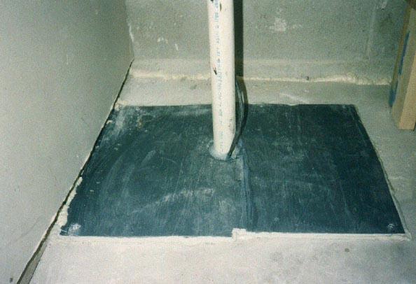 Radon Sealing Radon Sealing Basement Radon Sealing
